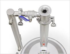 концентратор флегмы установленный в аппарат